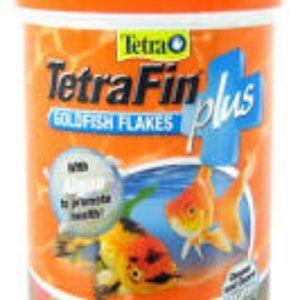 TetraFin plus GoldFish Flakes